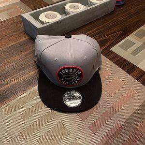 Brand new Toronto Raptors SnapBack hat